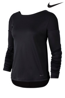 Nike Dri-FIT Long Sleeve Training Top