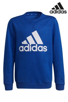 adidas BOS Logo Crew Neck Sweatshirt
