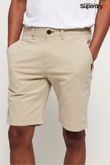 Superdry International Slim Chino Lite Short
