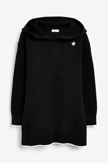 Hooded Jumper Dress (3-16yrs)