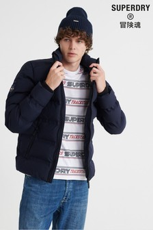 Superdry Ultimate Radar Quilt Padded Jacket