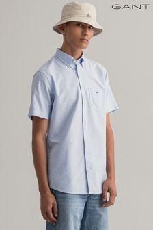 GANT Regular Oxford Short Sleeve Shirt