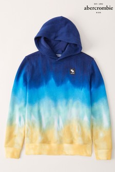 Abercrombie & Fitch Ombre Tie Dye Hoodie