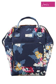 Joules Blue Coast Fame Top Rucksack