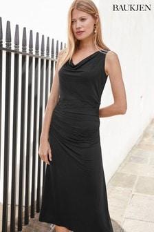فستان Magda أسود من Baukjen