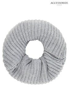 Accessorize Grey Opp Snood