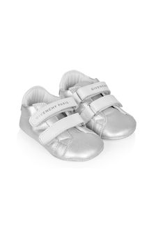 Baby Grey Slippers