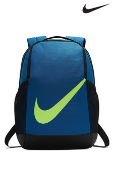Nike Kids Blue Brasillia Backpack