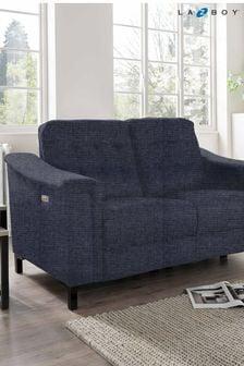 Marlin Small Recliner Sofa by La-Z-Boy