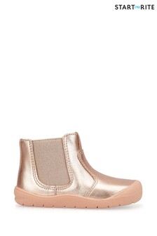 Start-Rite Gold First Chelsea Shoes