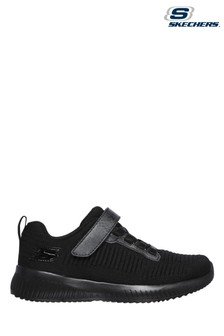 Skechers® Black Bobs Squad Charm League Trainers