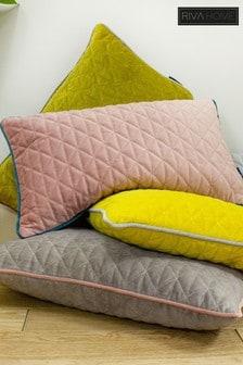 Riva Home Pink Quartz Cushion
