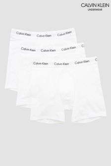 Calvin Klein Cotton Stretch Boxer Briefs Three Pack