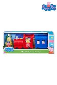 Peppa Pig™ Miss Rabbits Train & Carriage