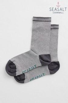 Seasalt Black Everyday Socks
