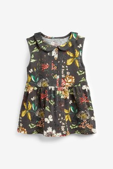 Collared Vest Top (3mths-7yrs)