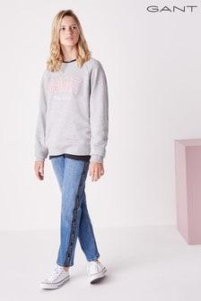 GANT Jeans mit Streifendetail für Mädchen