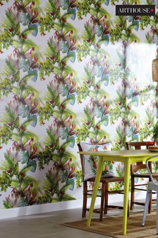 Arthouse Amazonia Citrus Wallpaper