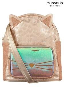 Monsoon Cosmic Leopard 2-In-1 Backpack