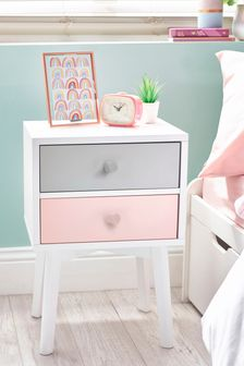 Quinn Bedside Table