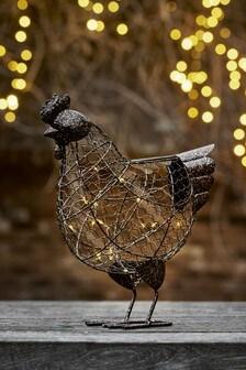 Solar Wire Hen