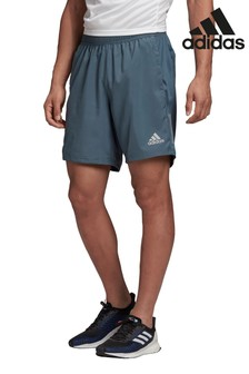adidas Own The Run 3 Stripe Shorts