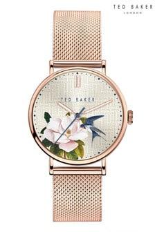 Ted Baker Ladies Phylipa Flowers Watch