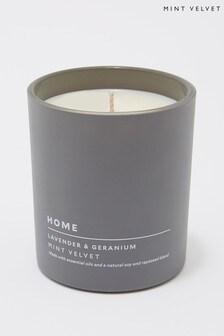 Mint Velvet Lavender And Geranium Candle
