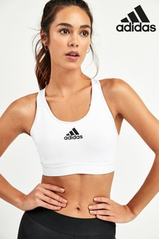 adidas Don't Rest AlphaSkin Medium Support Bra