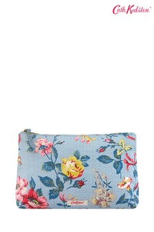 Cath Kidston® Pembroke Rose Matt Zip Cosmetic Bag
