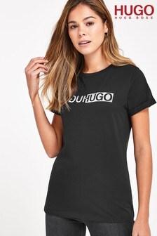 HUGO Black The Slim T-Shirt