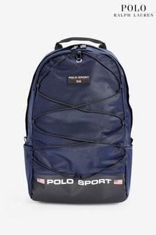 Polo Ralph Lauren Navy Polo Sport Backpack