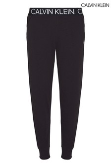 Calvin Klein Black Active Icon Joggers