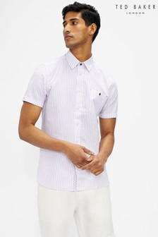 Ted Baker Tanas Stripe Shirt