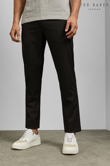 Ted Baker Seyii Slim Fit Plain Trousers