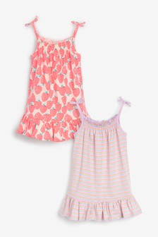 2 Pack Sundresses (3mths-7yrs)