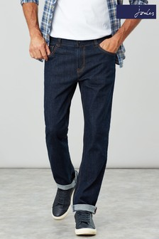 Joules Blue 5 Pocket Straight Fit Denim Jeans