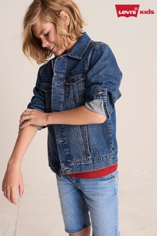 Levi's® Kids Light Weight 510™ Embroidered Shorts