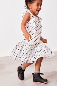 Tiered Mesh Party Dress (3mths-7yrs)