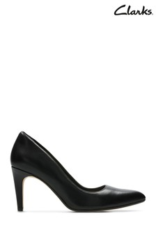 Clarks Black Laina Rae Shoes