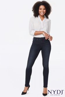 NYDJ Blue Alina Denim Leggings