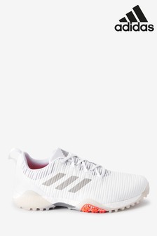 adidas Golf White Code Chaos Trainers