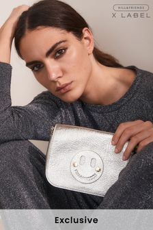 Mix/Hill & Friends Mini Cross Body Bag