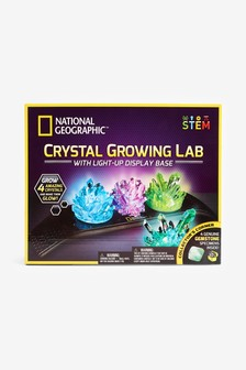 National Geographic Light-Up Crystal Growing Lab