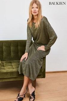 Baukjen Gold Jude Dress