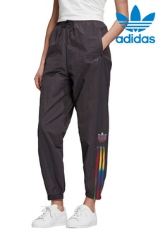 adidas Originals 3 Stripe Rainbow Joggers