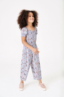 Printed Jumpsuit (3-16yrs)