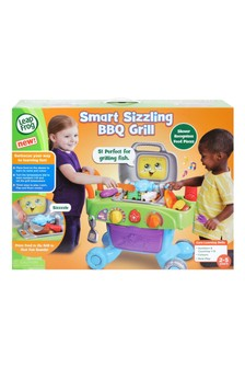 LeapFrog Smart Sizzling BBQ Grill
