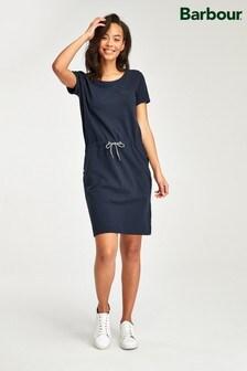 Barbour® Coastal Baymouth Tie Waist Dress