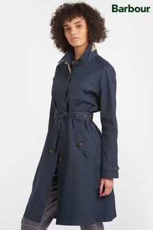 Barbour® Tartan Waterproof Brunswick Trench Coat
